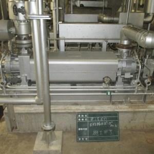 A image of ボイラー給水ポンプ整備