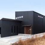 建築回想「愛車を楽しむ家」1