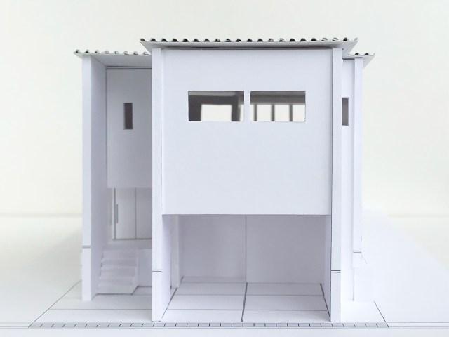 建築模型1