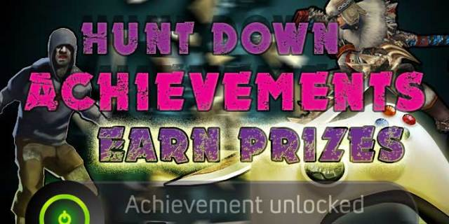 XBDash Hunt Down Achievements Earn Prizes