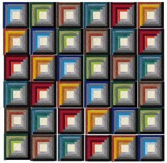 ontwerp deken vierkant