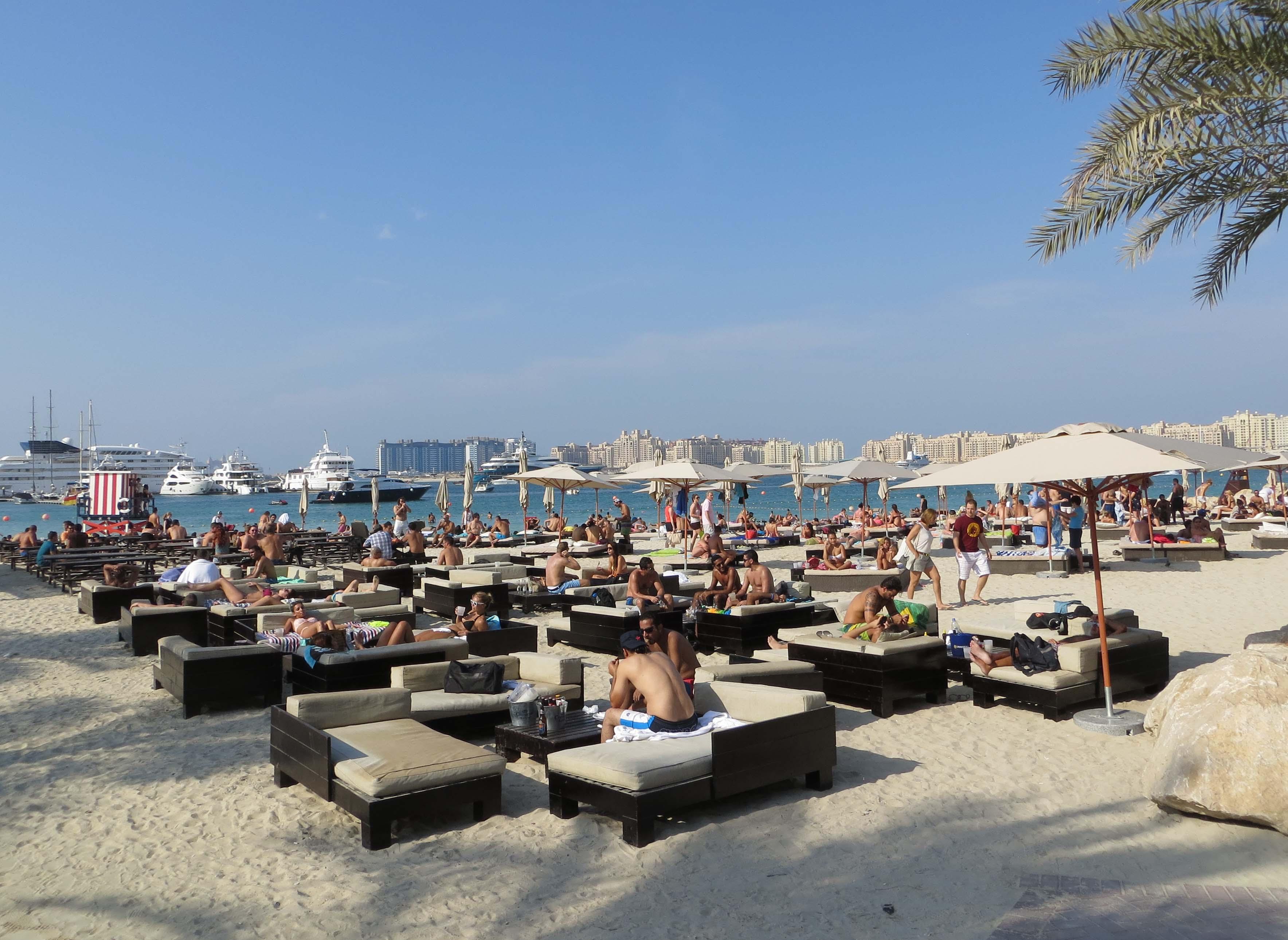 Barasti Dubai  Travel On My Mind