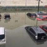 【保険】車が豪雨や洪水や川の氾濫で水没して動かない!水害水没の保険ってあるの?【対策】