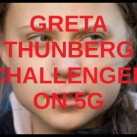 Greta Thunberg Challenged on 5G