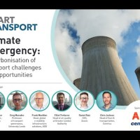 Climate emergency  Decarbonisation of transport challenges & opportunities