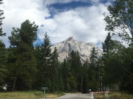 Tunnel Mountain Trailer Court Campground, Banff