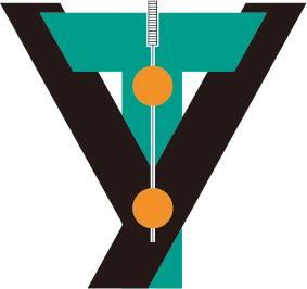 YNSA 山元式新頭鍼療法のロゴ