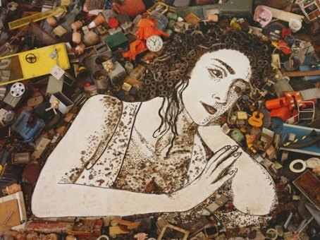 arte do lixo