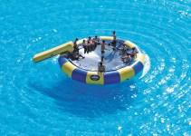 maior piscina do mundo - Lagoa de cristal