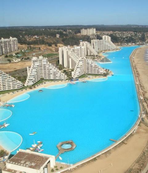 Maior piscina do mundo