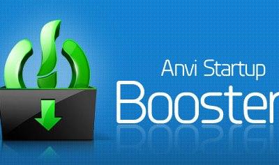 Anvi Startup Booster - logo