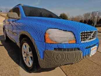Carro da Legolandia