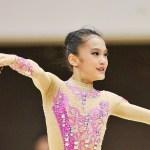 喜田すみれの両親や妹も新体操選手ってマジ!?身長や体重も気になる!