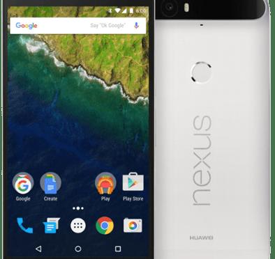 Google Nexus 6p en México