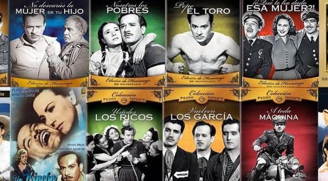Del romanticismo a la violencia. La época de oro del cine mexicano como apología de la violencia