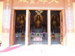 Le temple principal