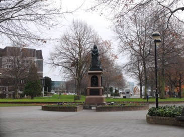 Le parc Victoria