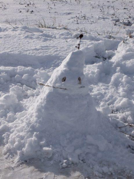 Mon lutin de neige