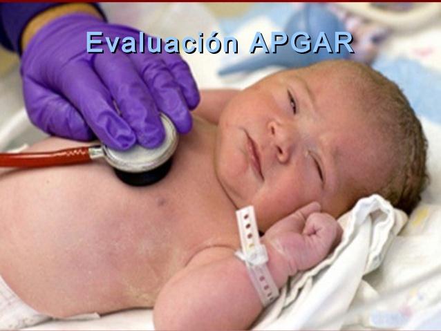 Test de APGAR-6