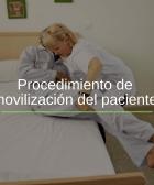Movilización del Paciente Hospitalizado.