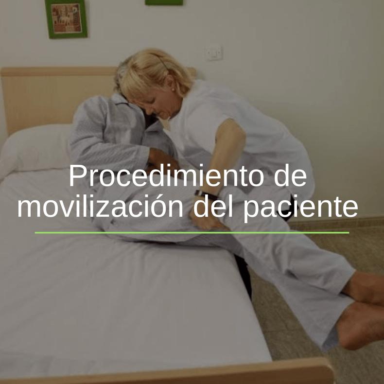 Procedimiento De Movilización del Paciente