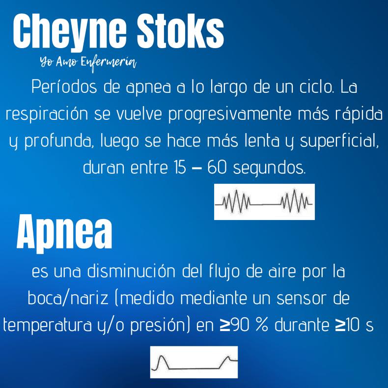 CHEYENE STOKS, APNEA