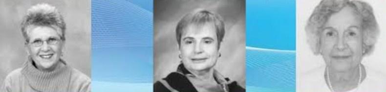 Georgene Gaskill Eakes, Mary Lermann Burke y Margaret A. Hainsworth