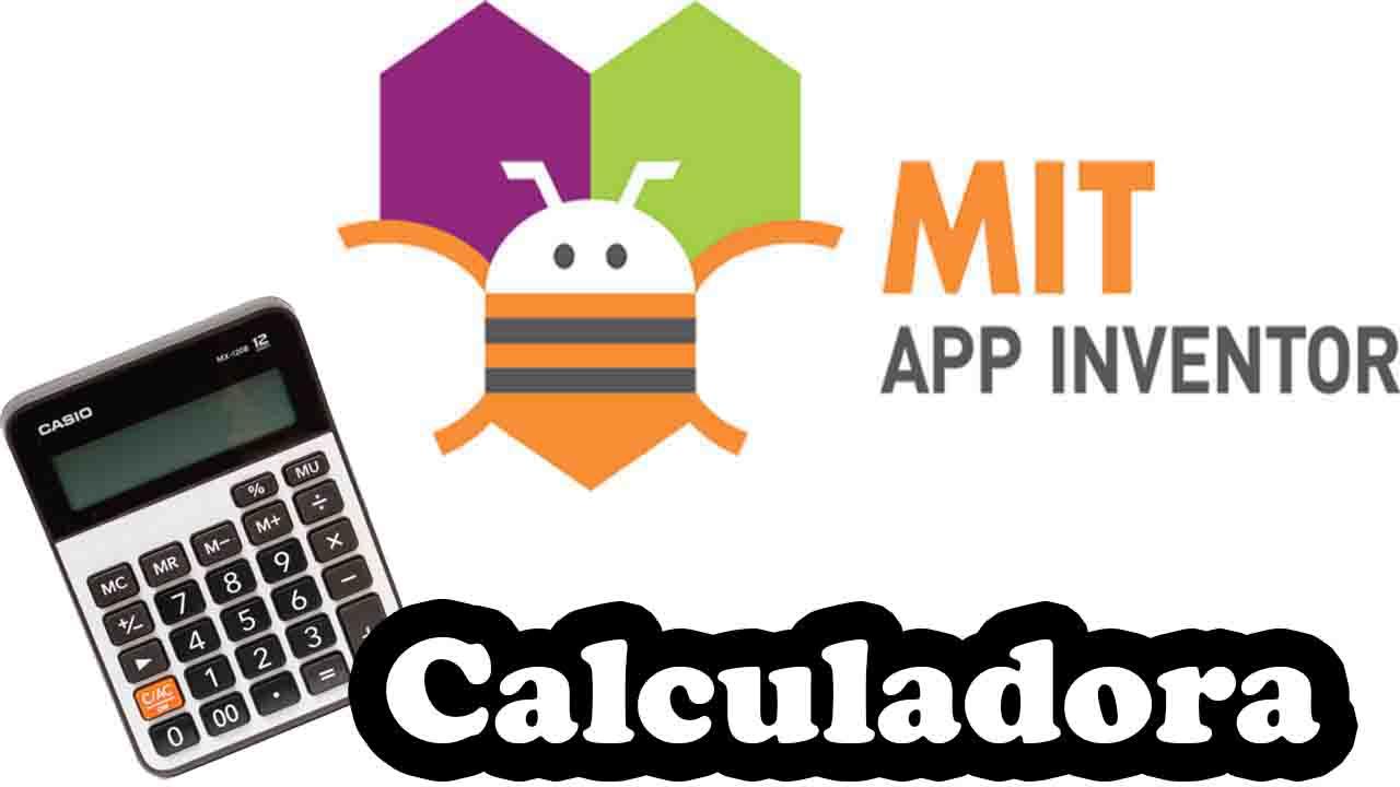 calculadora en app inventor