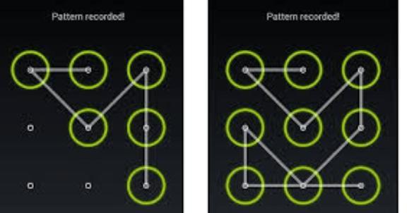 activar patrón de bloqueo en Android
