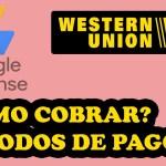 metodos de pago google adsense cómo cobrar