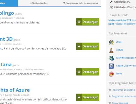CREAR PAGINA WEB DE DESCARGAS DE PROGRAMAS Y JUEGOS GRATIS SIN SABER PROGRAMAR