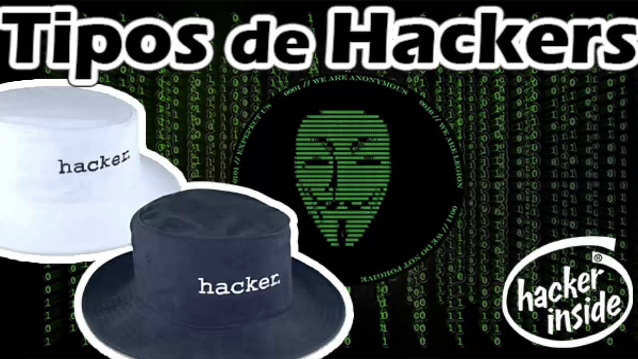 tipos de hacker