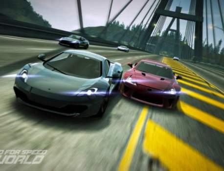 DESCARGAR NEED FOR SPEED WORLD ONLINE – VERSION BETA 2017