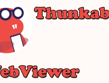 Thunkable: Como usar el componente WebViewer