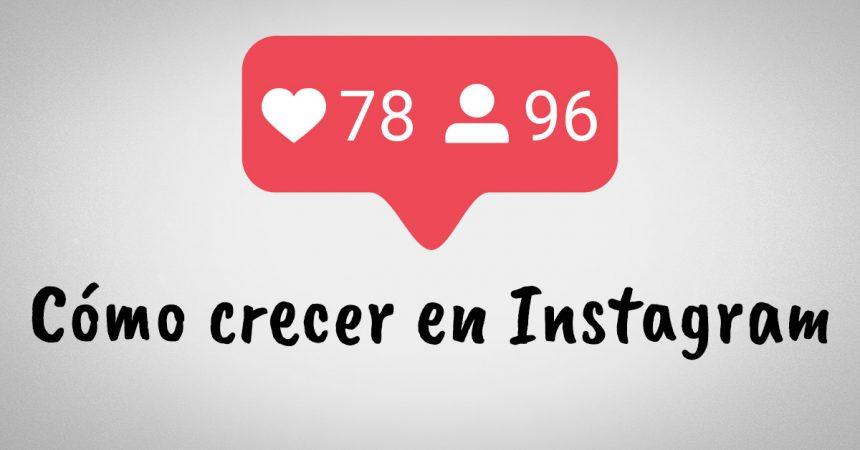 como hacer para crecer en instagram