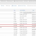 HTTP ERROR 500 en WordPress -solución