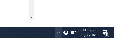 icono de audio sonido no se muestra en windows 10 ayuda solucion