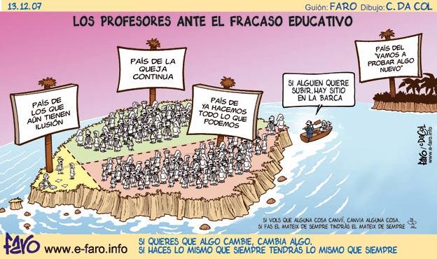 Profesore y Educación