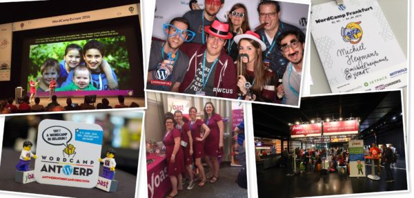 collage wordcamps 2016