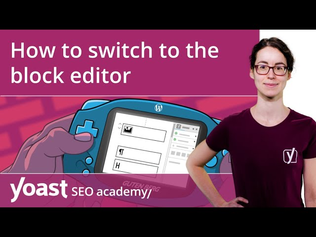 How to make the transition to the block editor (from the classic editor) in WordPress