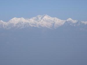 Monte Kanchenjunga, Himalaya