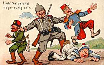 Lieb Vaterland