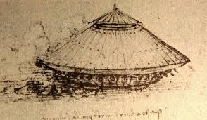 El tanque de Leonardo da Vinci.