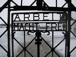 Puerta en Dachau
