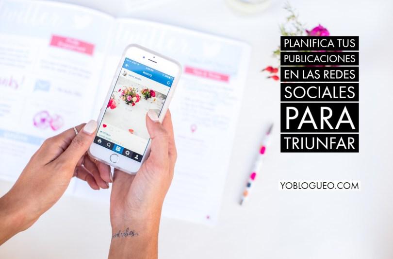 planifier vos réseaux sociaux