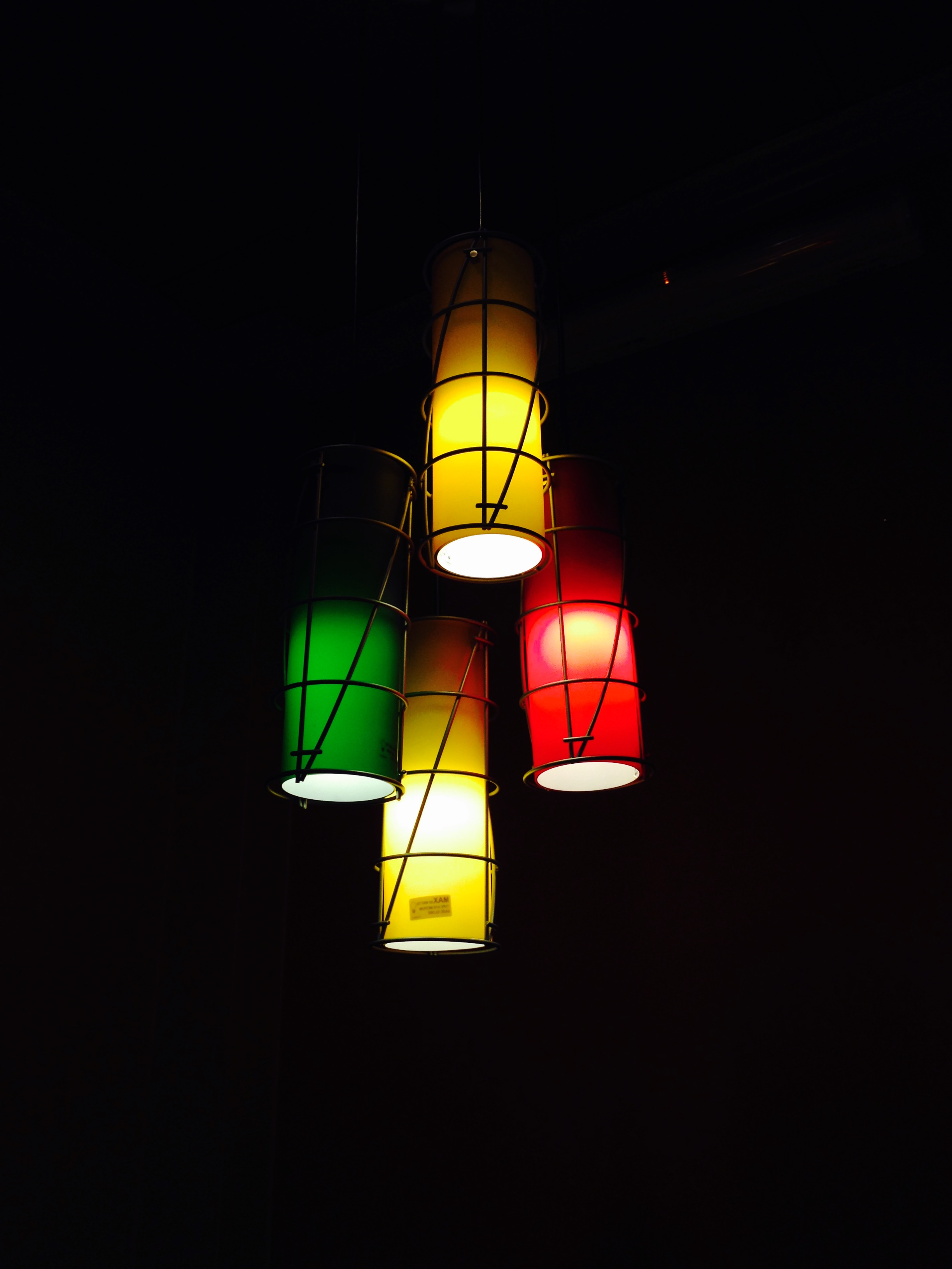 Applebees Interior Lights The Four  STORIES OF THE
