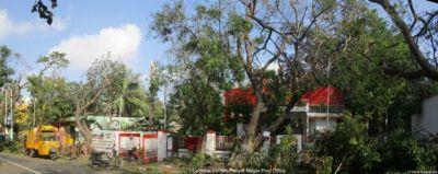 Cyclone Vardah Post Office