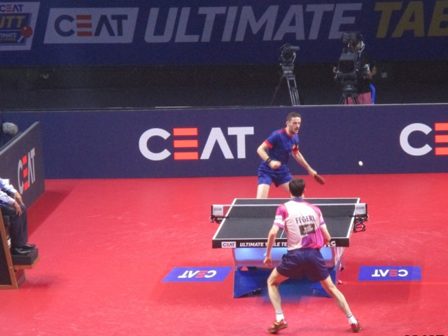 The table turns good for Indian Table Tennis