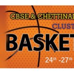 Basketball tournament for Cluster VI CBSE Schools