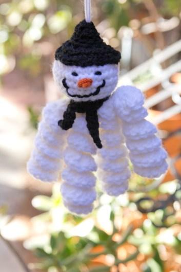 Snowman Crochet 2015_1